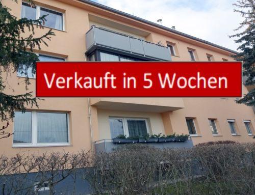 2-Zimmer Wohnung mit verglaster Loggia in Perchtoldsdorf