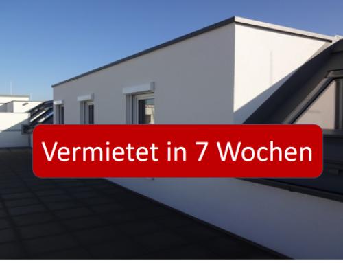 Dachgeschosswohnung in Wiener Neustadt Erstbezug