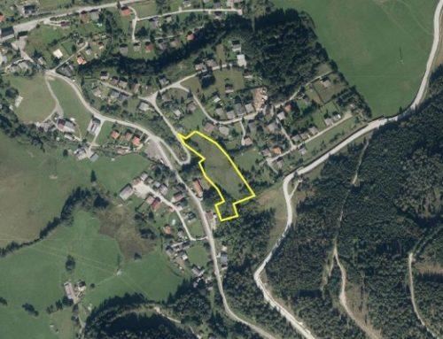 Sonniges Grundstück am Semmering zu einem Top-Preis