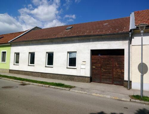 Sanierungsbedürftiges Einfamilienhaus vor den Toren Wiens zu einem Sensationspreis